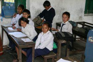 Patenschaft bei Patenkinder Nepal