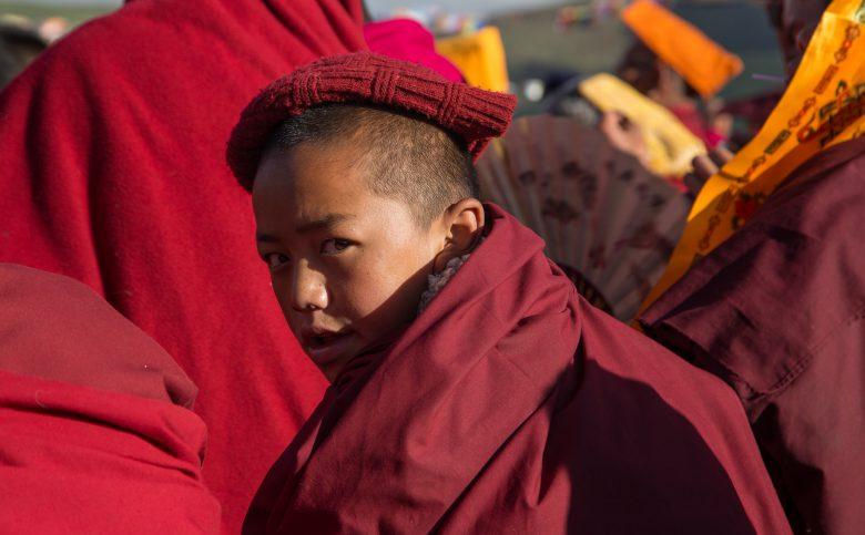 Buddhistisches Lehrinstitut abgerissen: Paten für Tibet gesucht