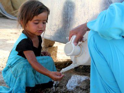 Unicef: Hilfsgüter für syrische Flüchtlinge erreichen ihr Ziel