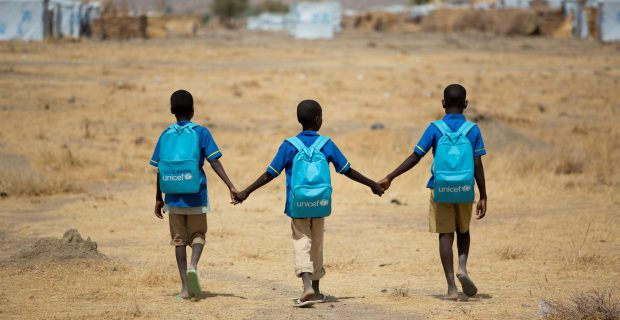 Unicef hilft bei humanitärer Krise in Nigeria