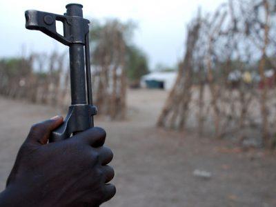 250.000 Kinder weltweit als Kindersoldaten rekrutiert