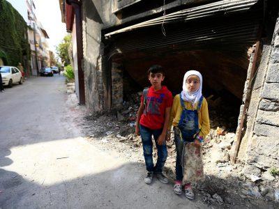 UNICEF: 50 Millionen Kinder haben kein Zuhause mehr