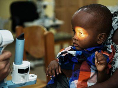 Grauer Star: Grund für vermeidbare Blindheit bei armen Kindern