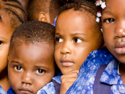 Ebola-Epidemie machte 22.000 Kinder zu Waisen