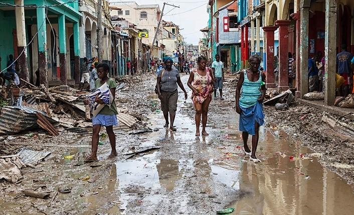 Cholera in Haiti: Die Gefahr nach dem Hurrikan